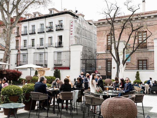 La boda de Nacho y María en Madrid, Madrid 123