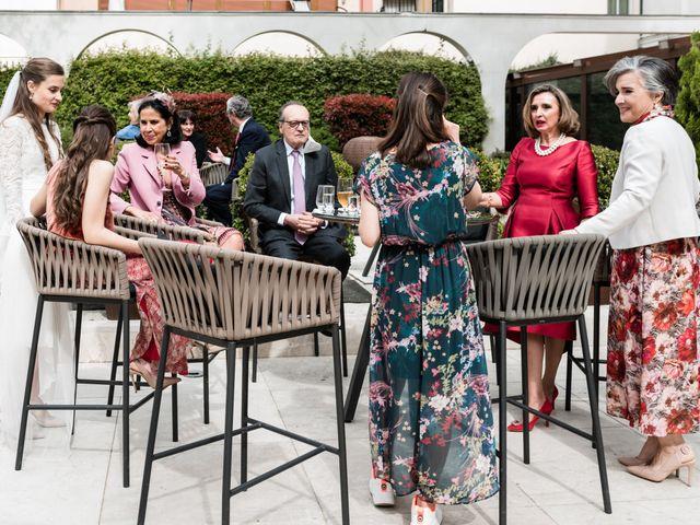 La boda de Nacho y María en Madrid, Madrid 124
