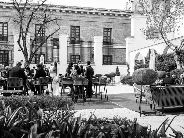 La boda de Nacho y María en Madrid, Madrid 152