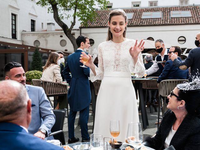 La boda de Nacho y María en Madrid, Madrid 153