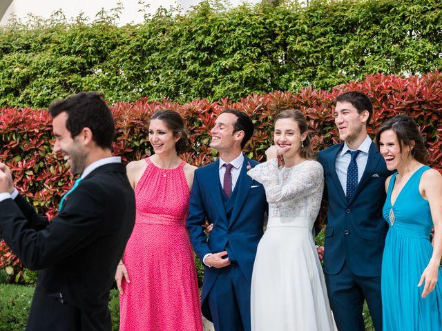 La boda de Nacho y María en Madrid, Madrid 161