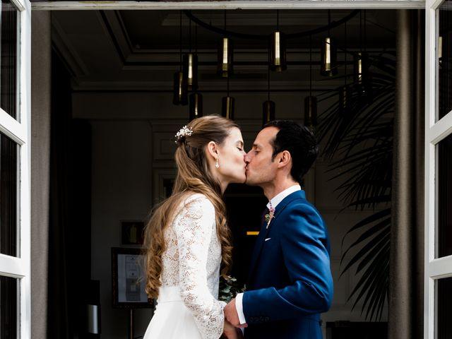 La boda de Nacho y María en Madrid, Madrid 172
