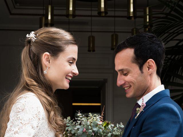 La boda de Nacho y María en Madrid, Madrid 173