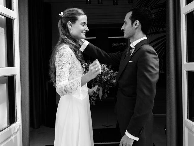 La boda de Nacho y María en Madrid, Madrid 174