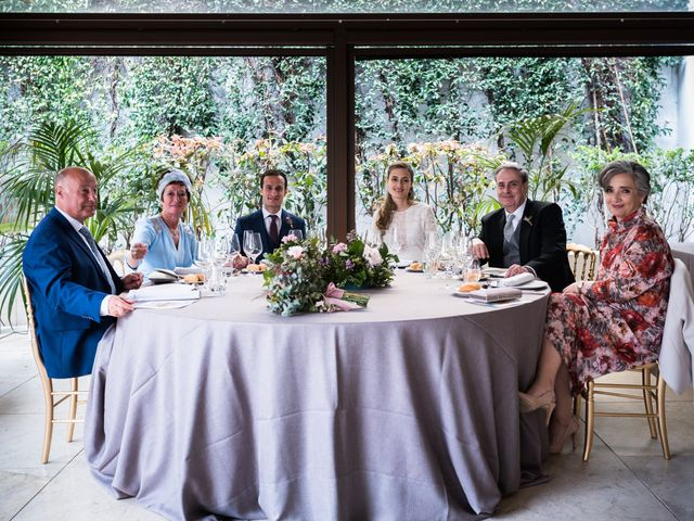 La boda de Nacho y María en Madrid, Madrid 180