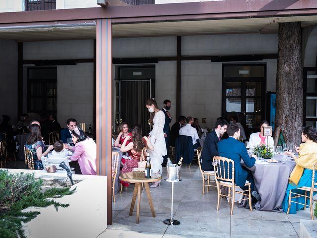 La boda de Nacho y María en Madrid, Madrid 184