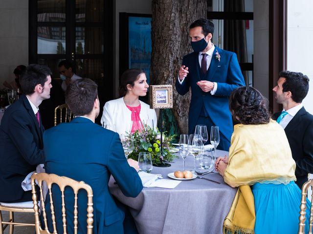 La boda de Nacho y María en Madrid, Madrid 185