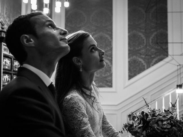 La boda de Nacho y María en Madrid, Madrid 190