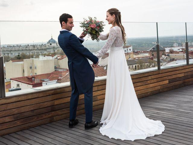 La boda de Nacho y María en Madrid, Madrid 200