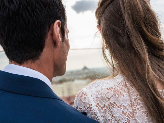 La boda de Nacho y María en Madrid, Madrid 201