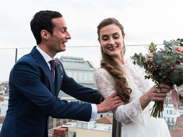 La boda de Nacho y María en Madrid, Madrid 205