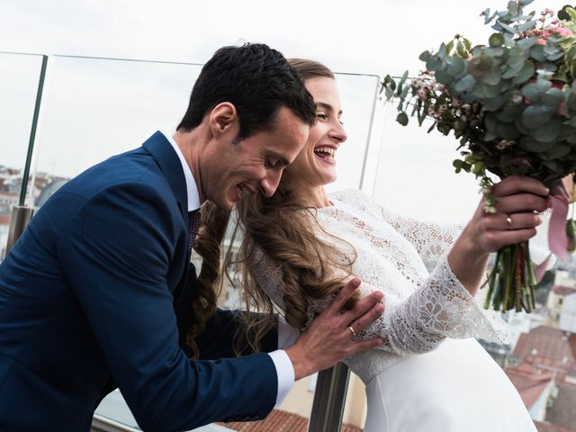 La boda de Nacho y María en Madrid, Madrid 206