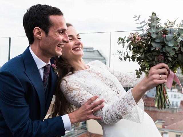 La boda de Nacho y María en Madrid, Madrid 207