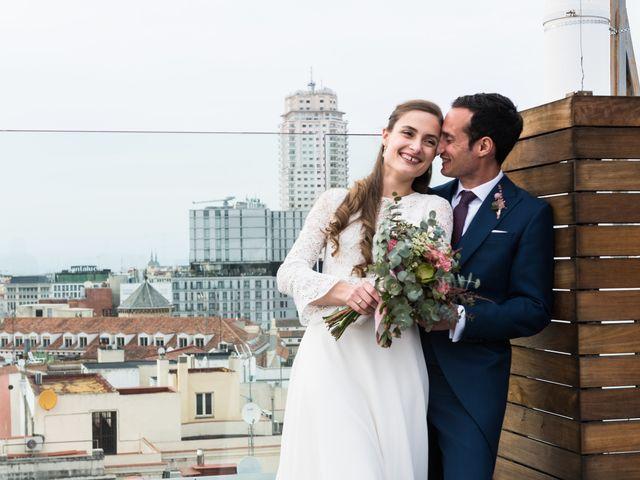 La boda de Nacho y María en Madrid, Madrid 208