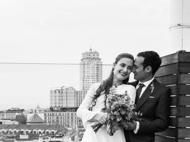 La boda de Nacho y María en Madrid, Madrid 209