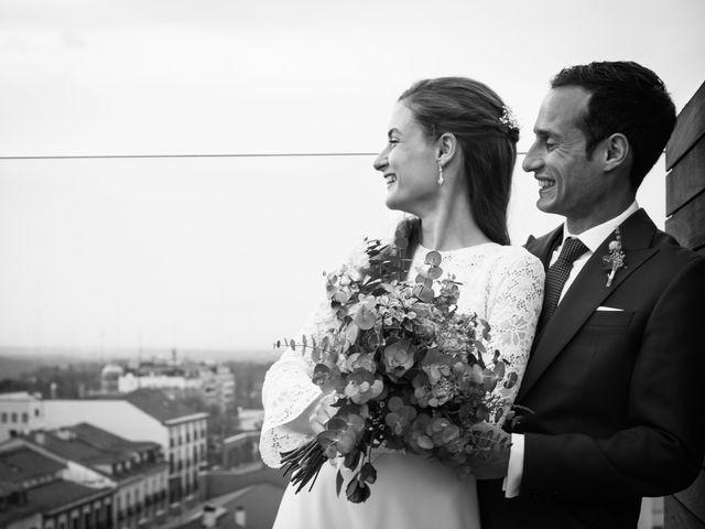 La boda de Nacho y María en Madrid, Madrid 212