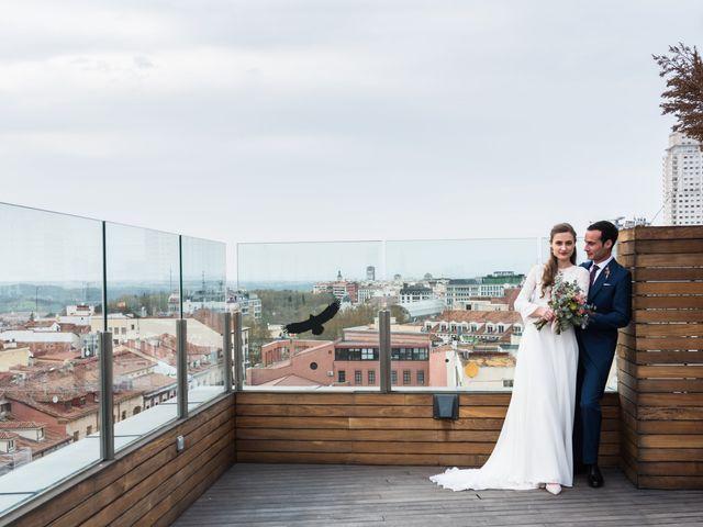 La boda de Nacho y María en Madrid, Madrid 214