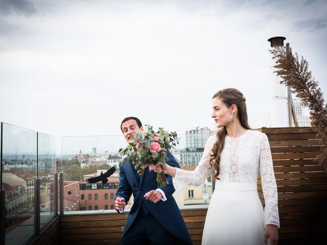 La boda de Nacho y María en Madrid, Madrid 215