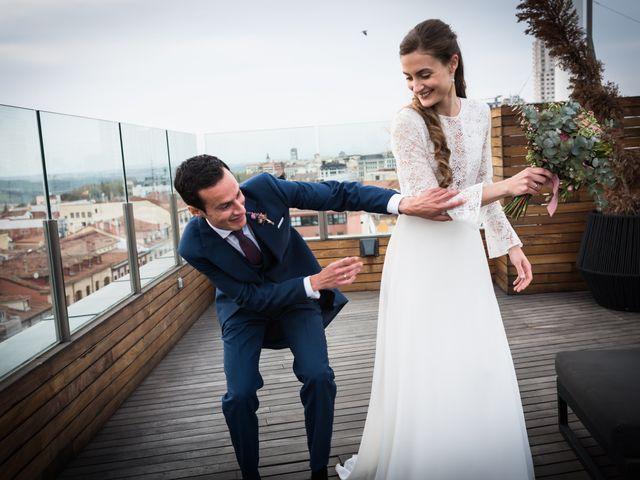 La boda de Nacho y María en Madrid, Madrid 217
