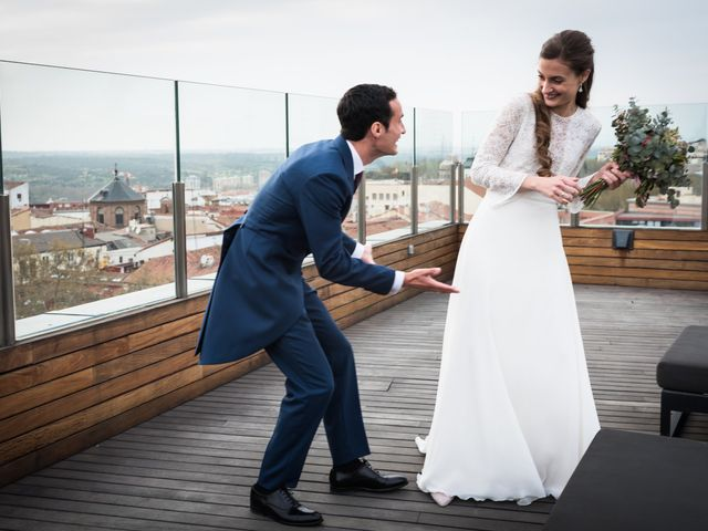La boda de Nacho y María en Madrid, Madrid 218