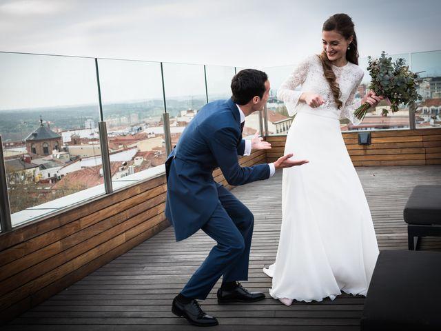 La boda de Nacho y María en Madrid, Madrid 219