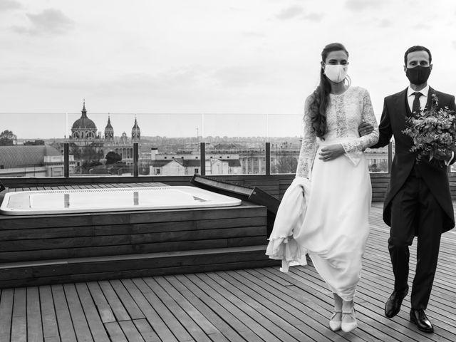 La boda de Nacho y María en Madrid, Madrid 225