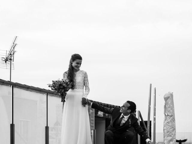 La boda de Nacho y María en Madrid, Madrid 229