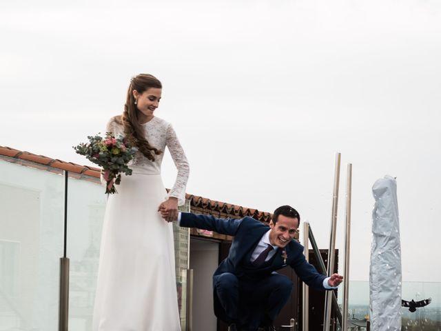 La boda de Nacho y María en Madrid, Madrid 230