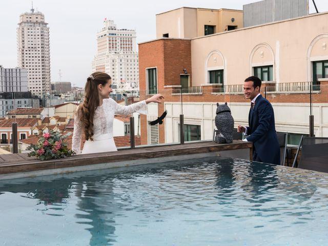 La boda de Nacho y María en Madrid, Madrid 233