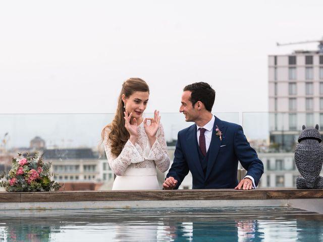La boda de Nacho y María en Madrid, Madrid 234