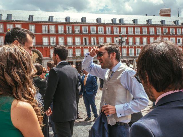 La boda de Ewan y Soledad en Madrid, Madrid 4