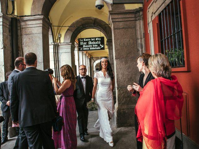 La boda de Ewan y Soledad en Madrid, Madrid 5