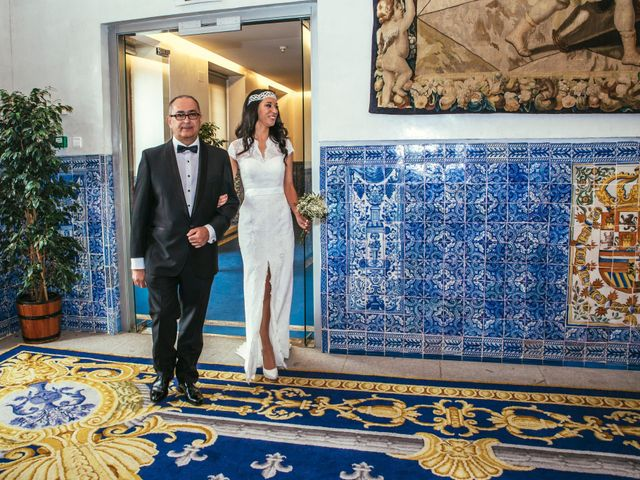 La boda de Ewan y Soledad en Madrid, Madrid 7