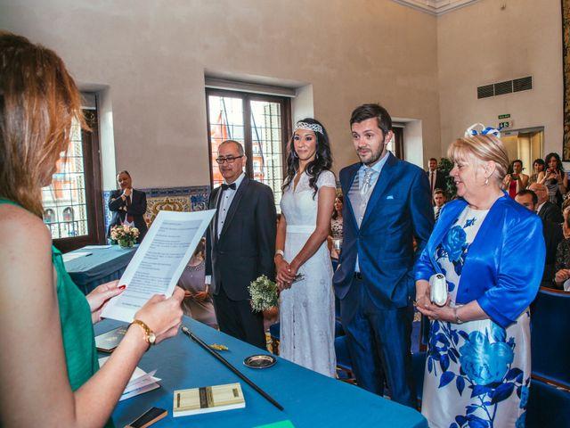 La boda de Ewan y Soledad en Madrid, Madrid 8