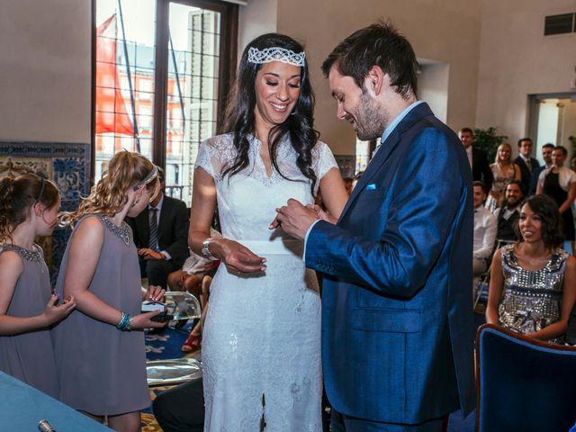 La boda de Ewan y Soledad en Madrid, Madrid 11