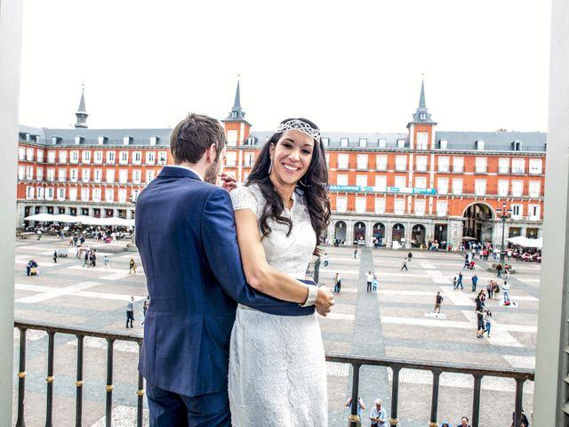 La boda de Ewan y Soledad en Madrid, Madrid 14