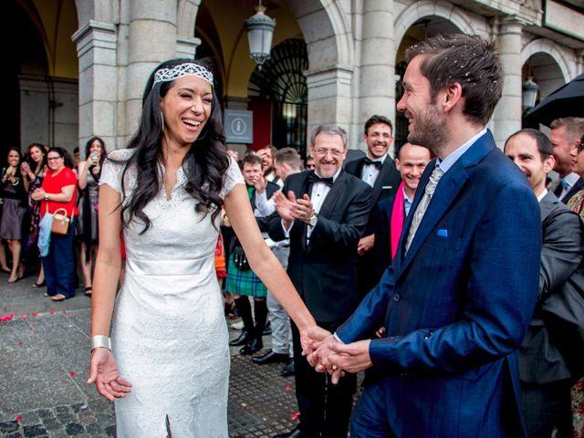 La boda de Ewan y Soledad en Madrid, Madrid 17