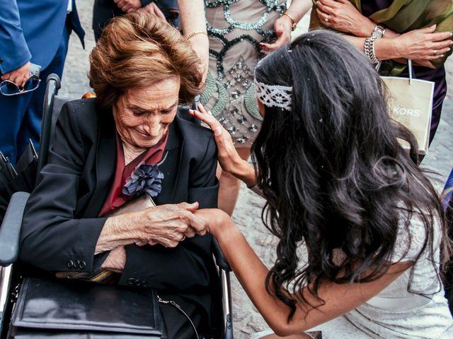 La boda de Ewan y Soledad en Madrid, Madrid 18