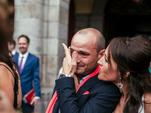 La boda de Ewan y Soledad en Madrid, Madrid 19