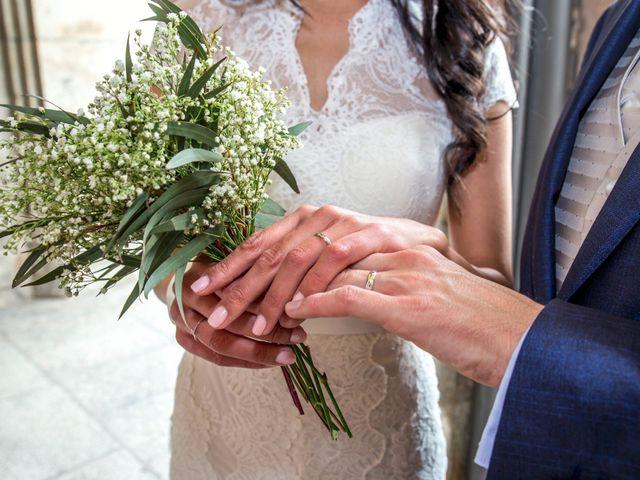 La boda de Ewan y Soledad en Madrid, Madrid 20