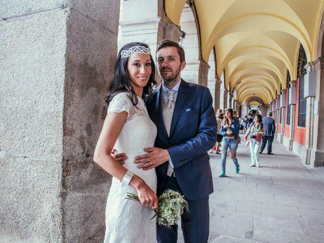 La boda de Ewan y Soledad en Madrid, Madrid 21