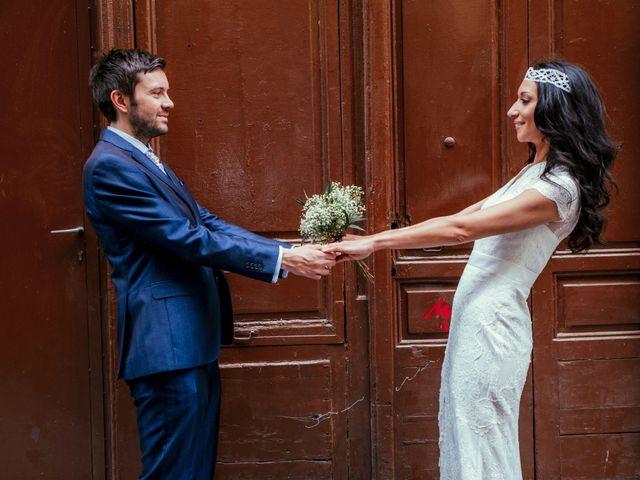 La boda de Ewan y Soledad en Madrid, Madrid 2
