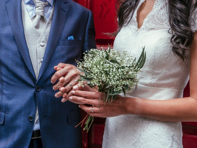 La boda de Ewan y Soledad en Madrid, Madrid 22