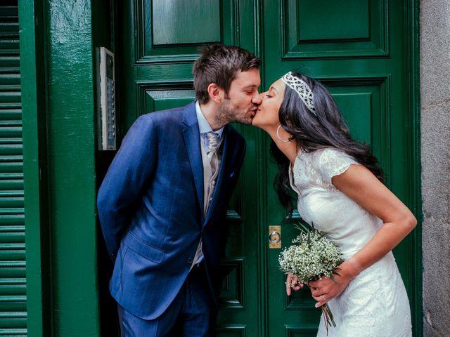 La boda de Ewan y Soledad en Madrid, Madrid 23