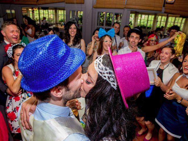 La boda de Ewan y Soledad en Madrid, Madrid 30