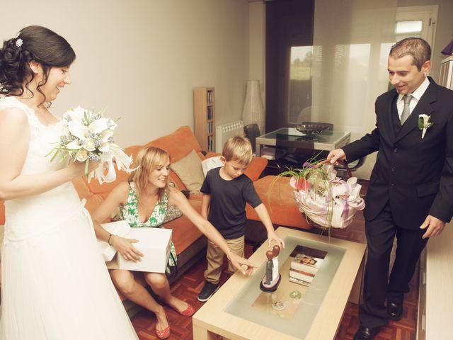 La boda de Pepe y Nagore en Errenteria, Guipúzcoa 5