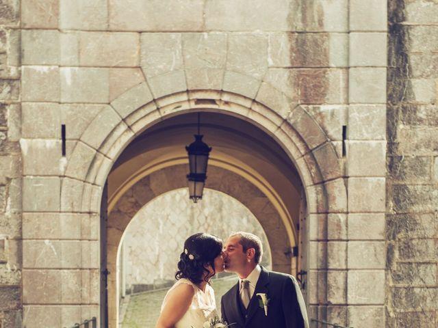 La boda de Pepe y Nagore en Errenteria, Guipúzcoa 11