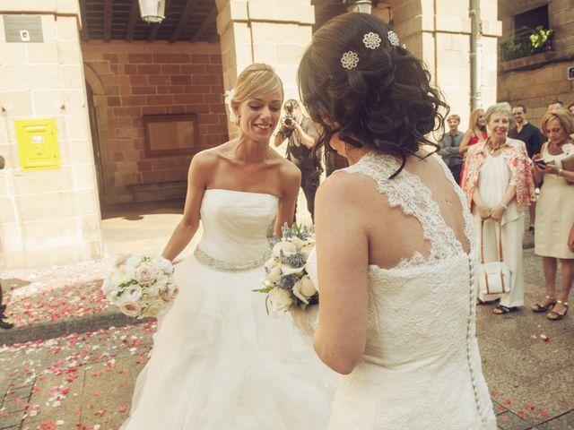 La boda de Pepe y Nagore en Errenteria, Guipúzcoa 15