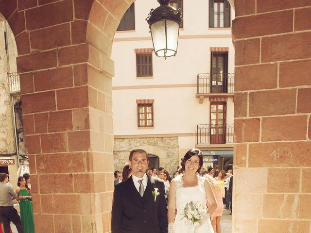 La boda de Pepe y Nagore en Errenteria, Guipúzcoa 16