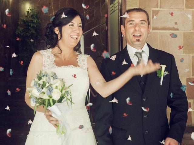 La boda de Pepe y Nagore en Errenteria, Guipúzcoa 2